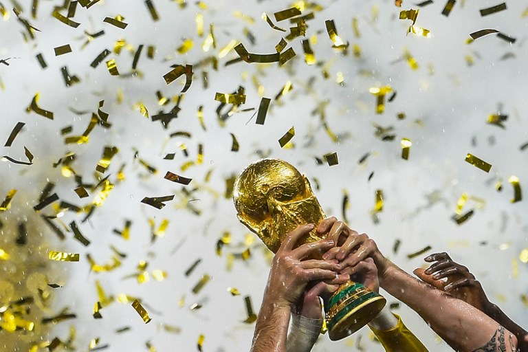 FIFA presenta el XI ideal del Mundial de Rusia 2018