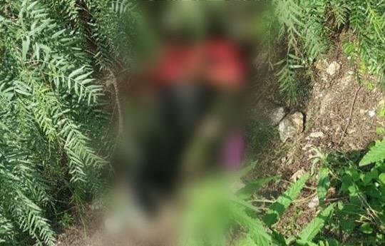 Encuentran a una mujer sin vida en Atotonilco de Tula