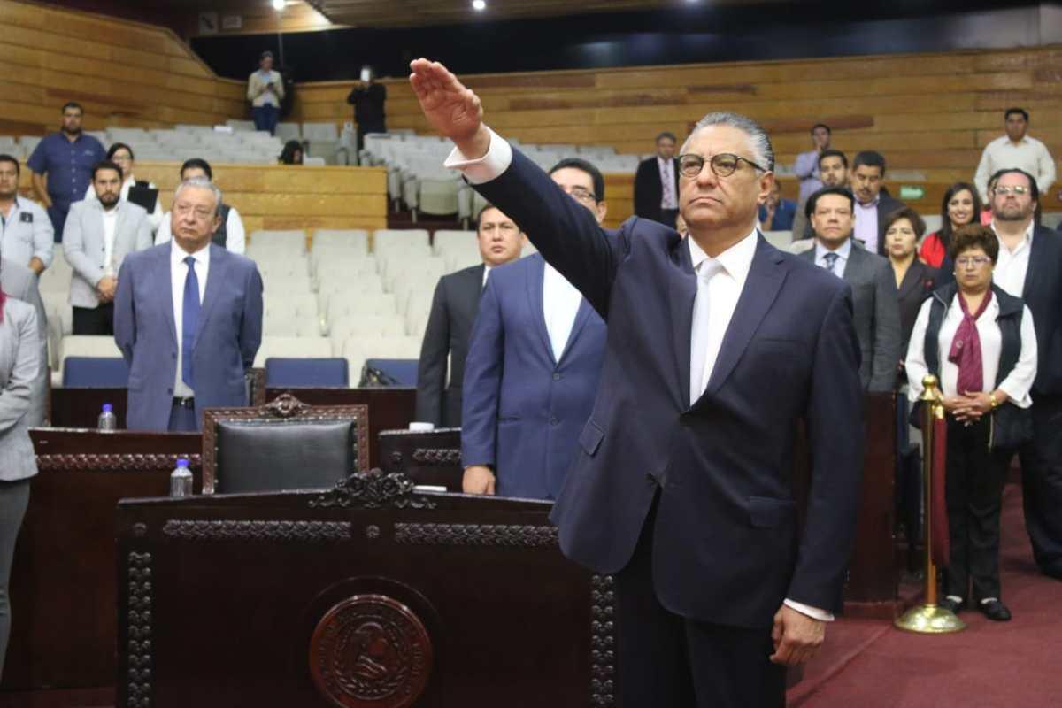 Aprueba Congreso la designación de Raúl Arroyo como procurador de Hidalgo
