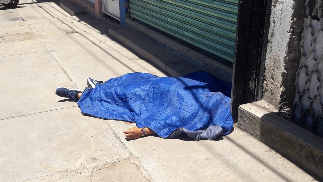 Ejecutan a un hombre en el municipio de Cuautepec
