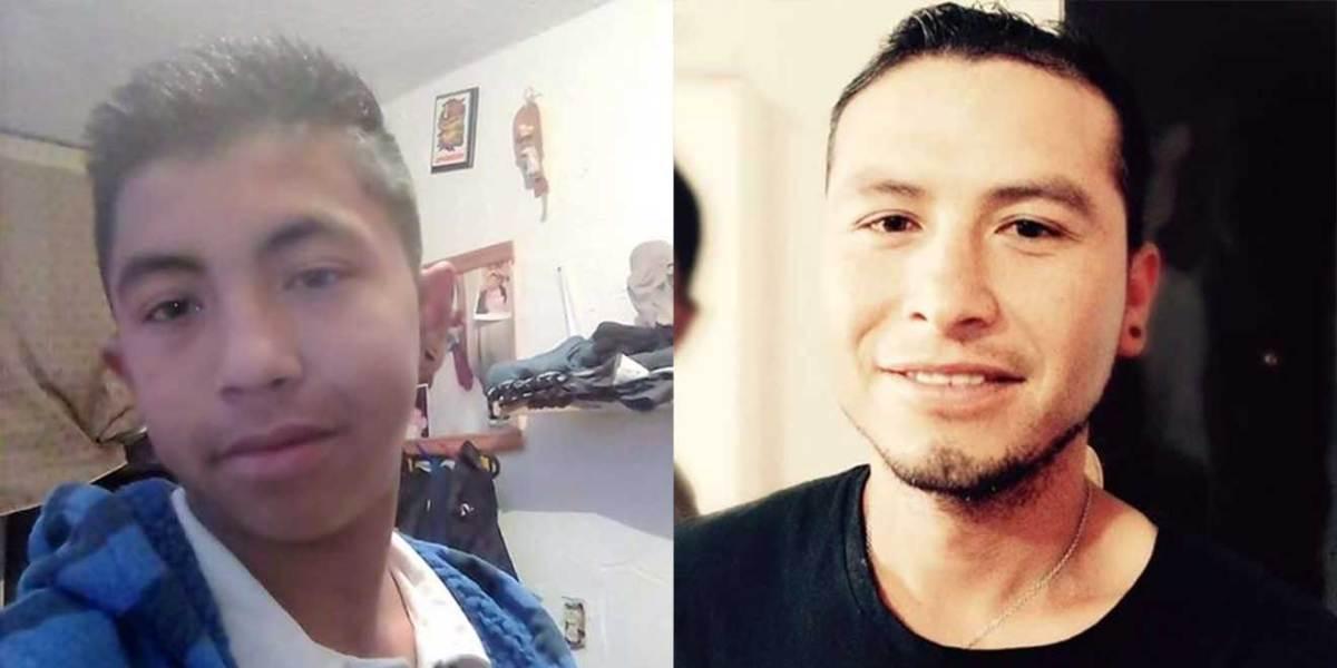Se busca a Carlos Alberto Moreno y a Julio César Moreno, desaparecidos en Pachuca