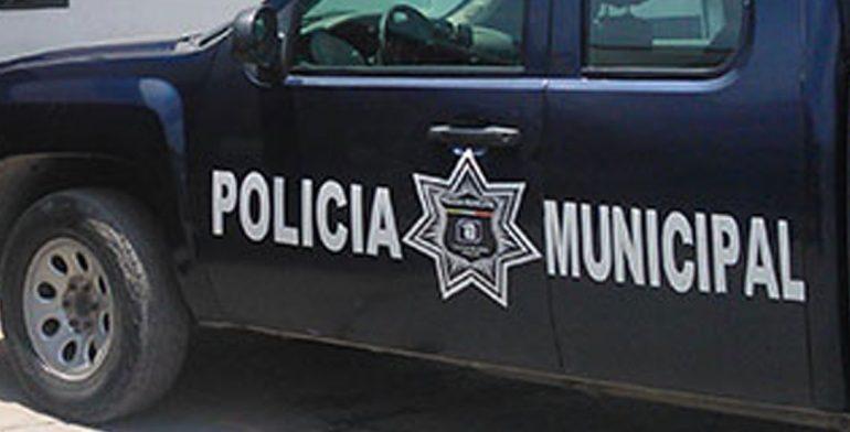 Choca patrulla contra tráiler en la Pachuca-Sahagún