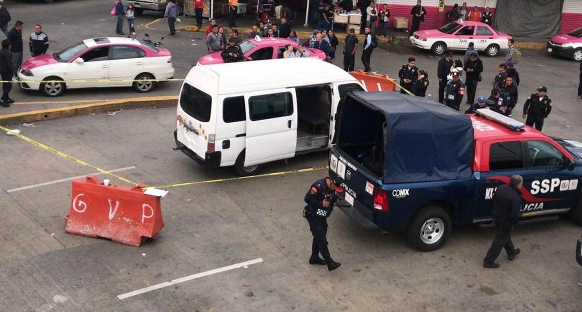 Matan a sujeto que se opuso a robo en la México-Pachuca