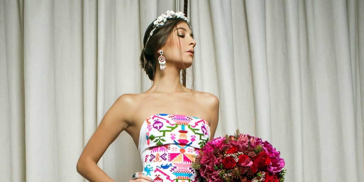 ¿Planeas boda? Te vas a enamorar de los textiles mexicanos