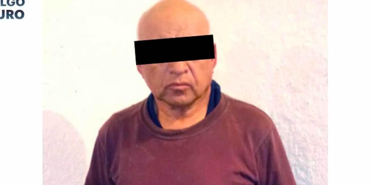 Detienen a sujeto por abuso sexual contra una adolescente en Pachuca