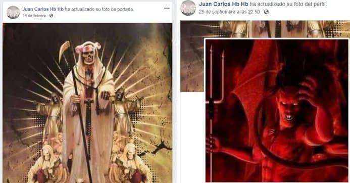 """Así es el Facebook del """"Monstruo de Ecatepec"""""""