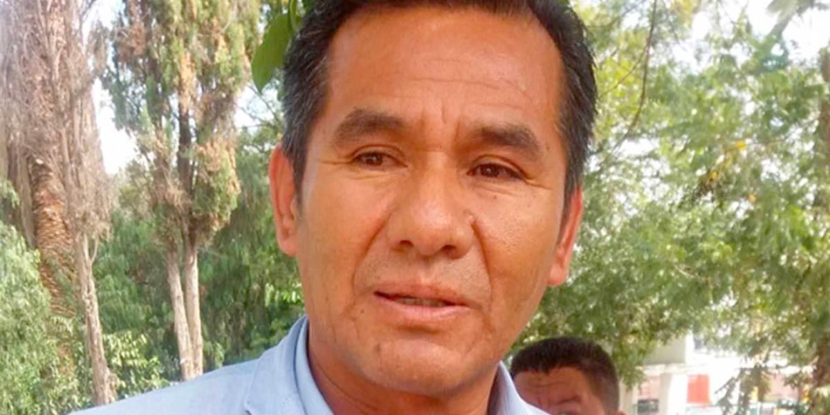 En Pachuca, roban la camioneta propiedad de Pascual Charrez, alcalde de Ixmiquilpan