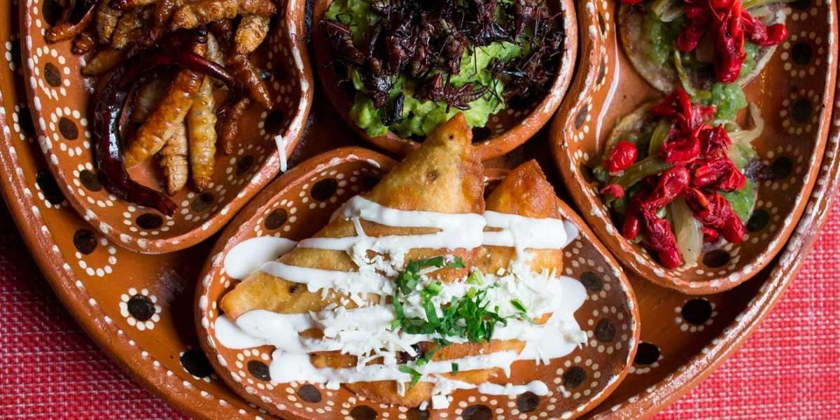 """Lo platillos más deliciosos en la primera Feria Gastronómica """"Saborea Hidalgo"""""""