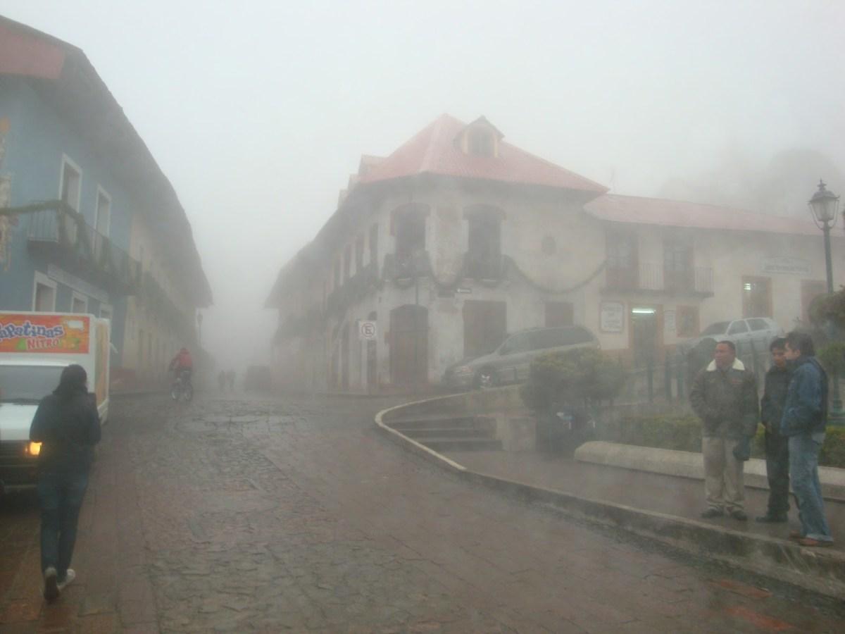 ¡Comienza el frío! En Hidalgo hasta -7 grados y posibles nevadas