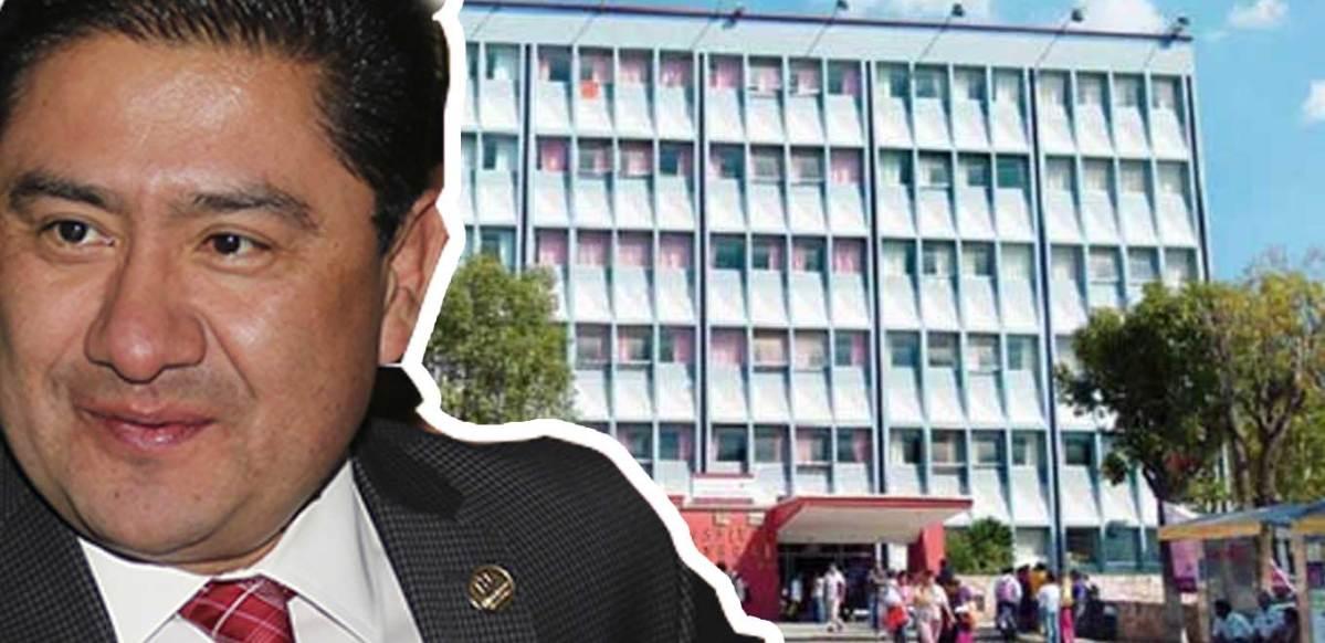 Señalan a la Secretaría de Salud de Hidalgo por mal servicio y actos sindicales