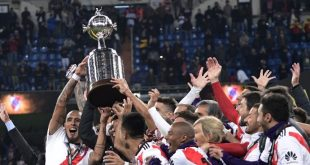 River Plate, campeoón de la Copa Libertadores
