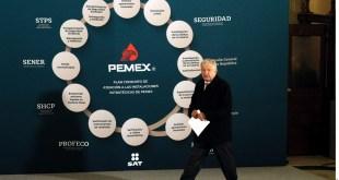 Acusan, otra vez, robo desde Pemex