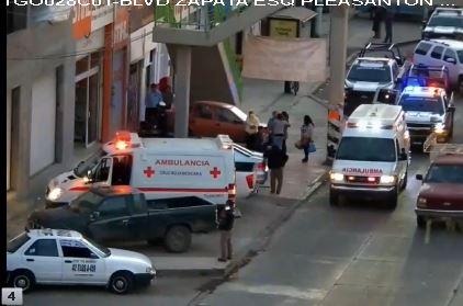 Muere una persona por descarga eléctrica en Tulancingo