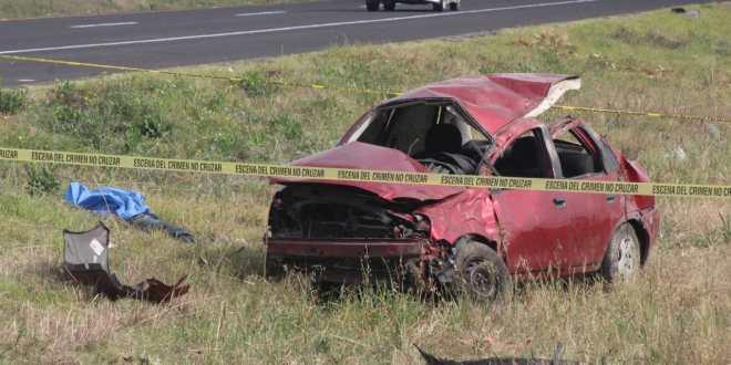 Al menos un muerto tras accidente en la México-Pachuca