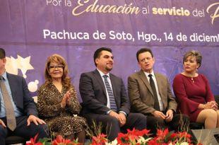 Líder del SNTE, a favor de nuevo plan educativo