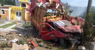 accidente México-Laredo