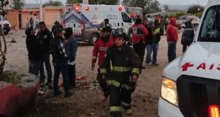 Explosión dejó 3 muertos en Tequisquiapan