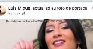 Ponen mensajes porno en la cuenta de Luis Miguel tras ser hackeado