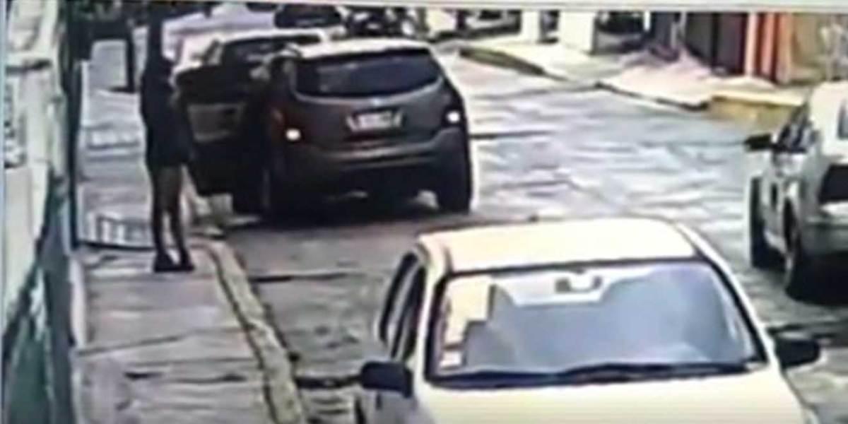 Padre de mujer presuntamente levantada no quiso dar detalles: SSP Pachuca