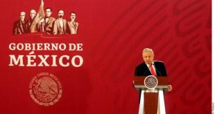 Estoy satisfecho con Presupuesto: López Obrador