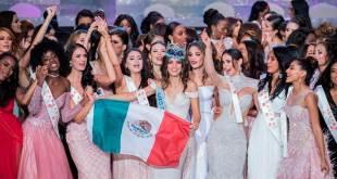 Ella es Vanessa Ponce, la mexicana que ganó Miss Mundo