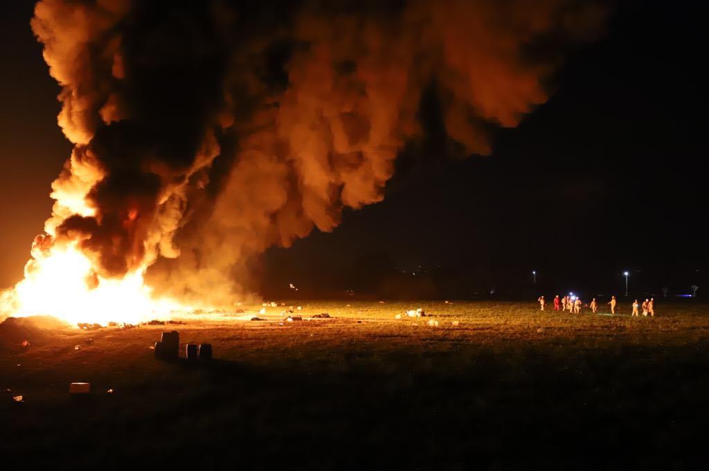 Sube cifra a 66 fallecidos y 76 heridos tras explosión en Tlahuelilpan