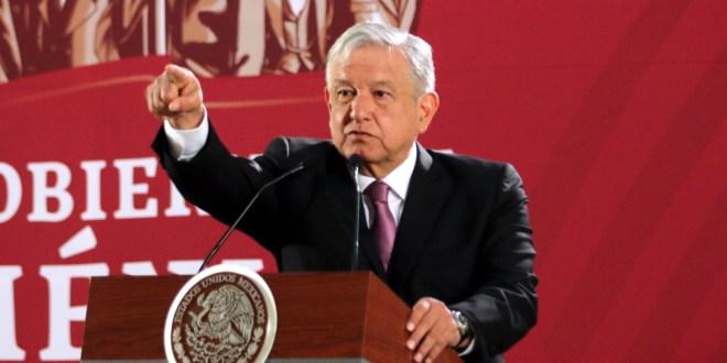 Respalda López Obrador no intervenir en Venezuela