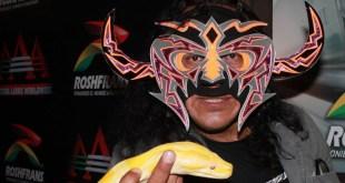 Invitan a función gratuita de luchas en Huasca de Ocampo