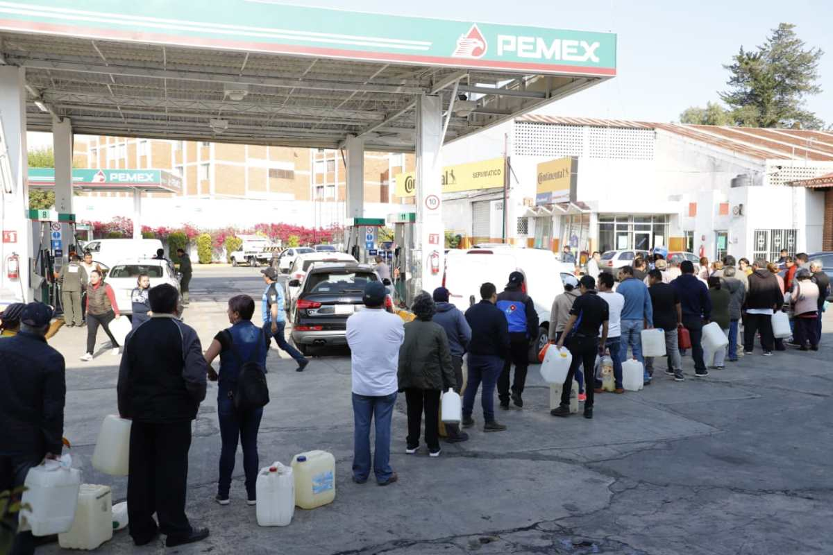 ¿Quieres saber dónde hay gasolina? Checa los horarios de reporte en Criterio