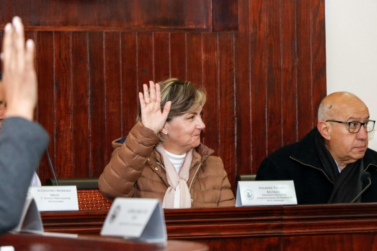 Aprueba cabildo de Pachuca descuentos en licencias de funcionamiento