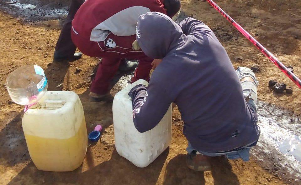 Reabren ducto en Hidalgo y regresan fugas
