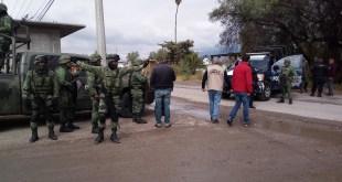 Evitan dar detalles de enfrentamiento contra el Ejército en Tula