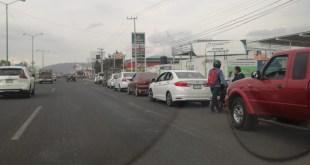Con desabasto, 66% de gasolineras en Hidalgo