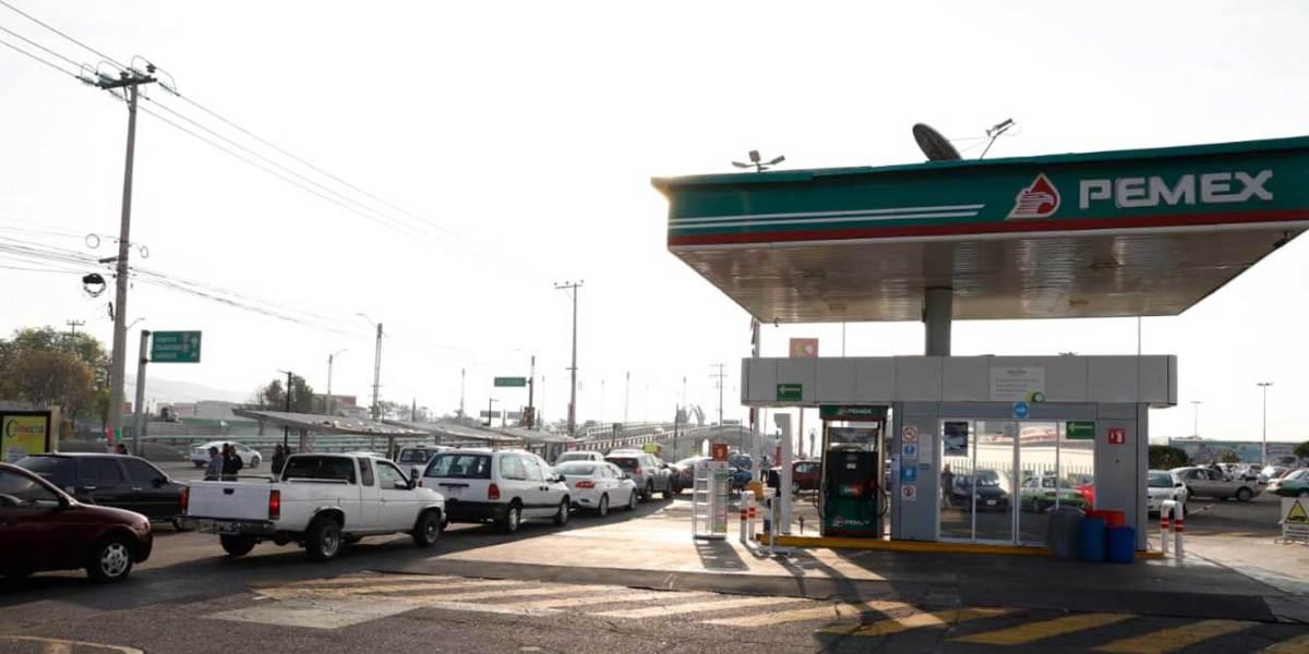 ¿Qué gasolineras de Pachuca están abiertas este miércoles? (Corte 12:00)