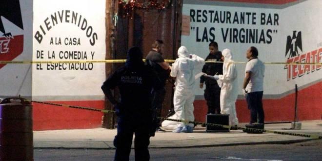 Siete muertos tras ataque a bar en Playa del Carmen