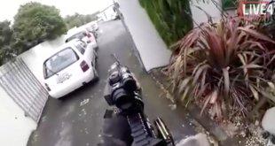 Ataque Nueva Zelanda