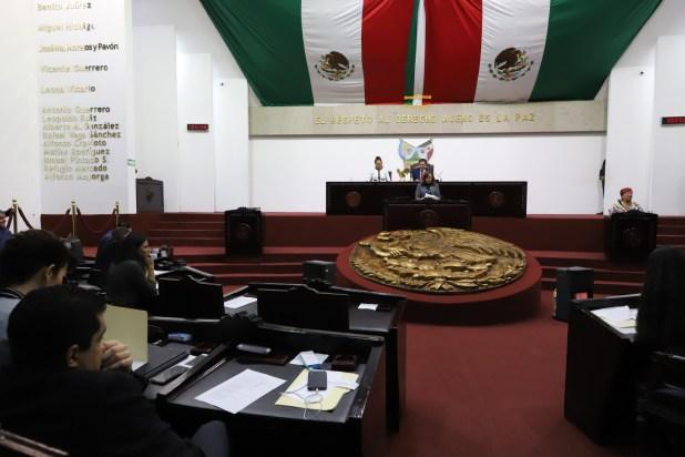 Reprueban a diputados de Hidalgo en evaluación de desempeño