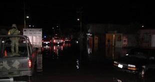 Inundaciones causan psicosis en Los Tuzos