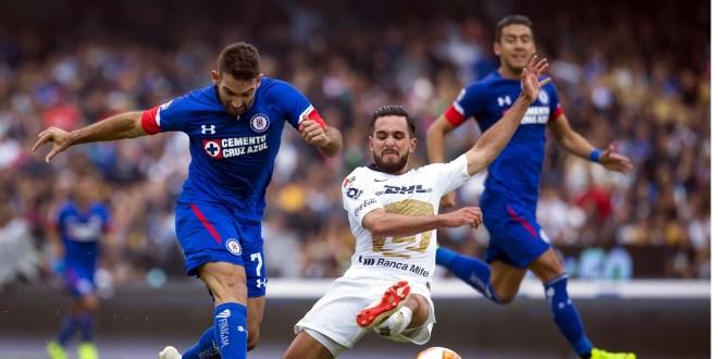 Extravían Pumas y Cruz Azul el olfato goleador