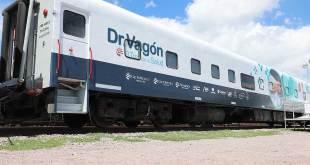 Dr. Vagón llega al estado de Hidalgo