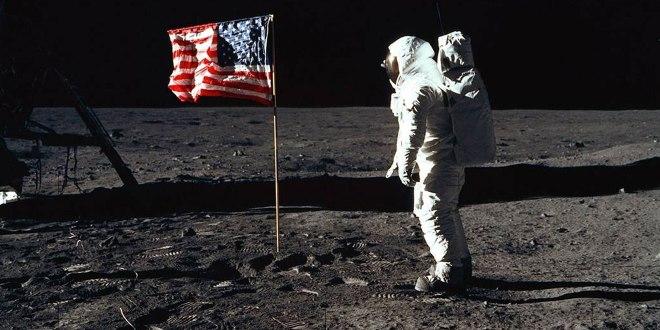 Las teorías sobre la llegada del hombre a la luna