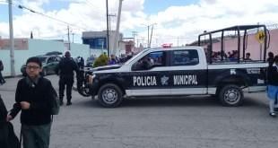 En Tizayuca, denuncian delincuencia contra civiles y estudiantes