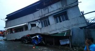 Terremoto de Filipinas deja tres muertos y buscan a desaparecidos