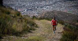 Convoca a trail run por la Ruta Arqueológica Minera de Pachuca
