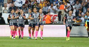 Rayadas de Monterrey conquistan la Liga MX Femenil