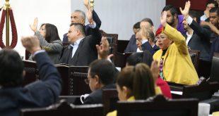 Advierte CNHJ de Morena sanciones vs diputados que no avalaron ILE