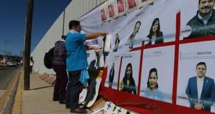 se manifestaron en la sede del Congreso del estado la Interrupción Legal del Embarazo