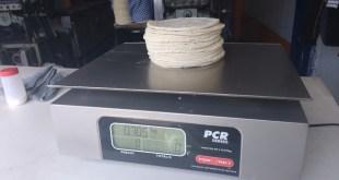 En Tulancingo, aunque la tonelada de harina aumentó 600 pesos, los industriales de la zona mantendrán el precio de la tortilla en apoyo a la economía.