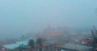 Bajará la temperatura en el estado de Hidalgo