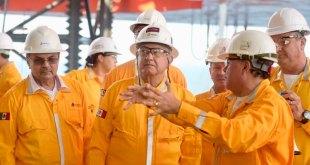 Presume AMLO plan de inversión de Pemex